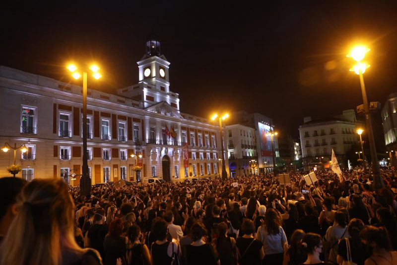violencia machista espana