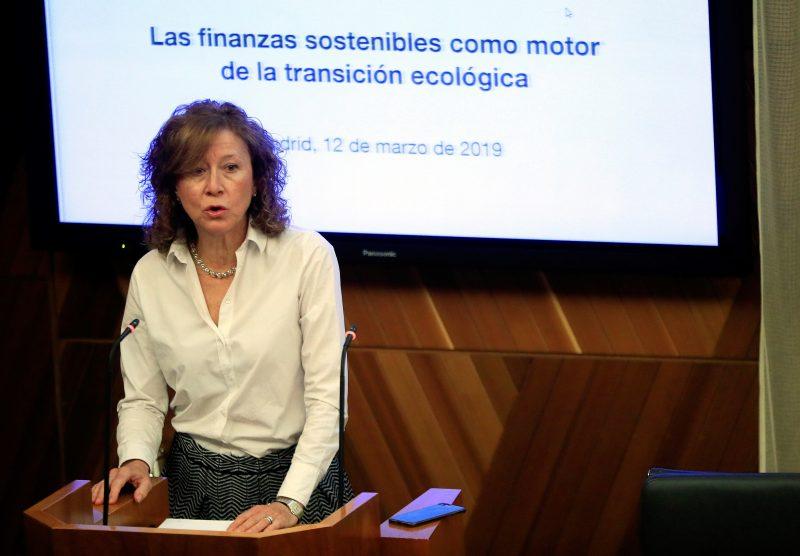 mujeres finanzas verdes