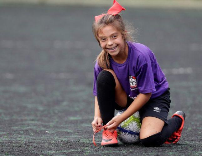 fútbol femenino Natalia Pereira