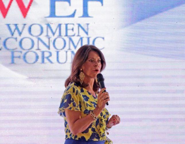Mujeres en política Colombia