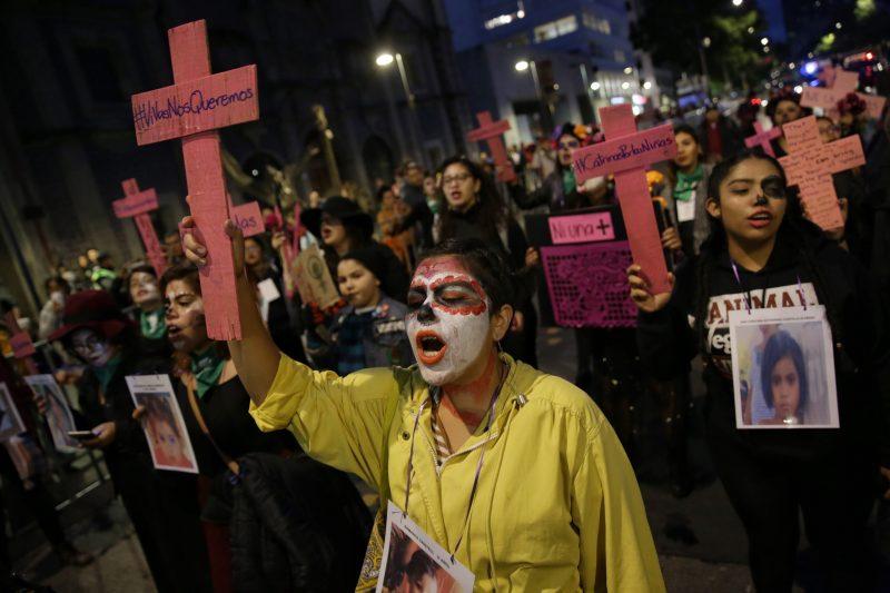 México alerta violencia mujeres