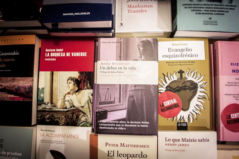 libros mujeres