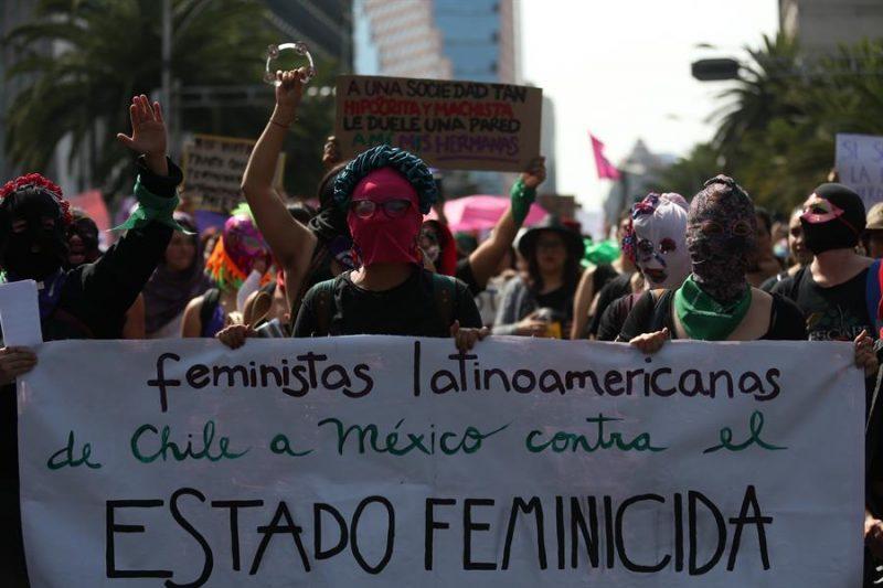 Latinoamérica violencia mujeres