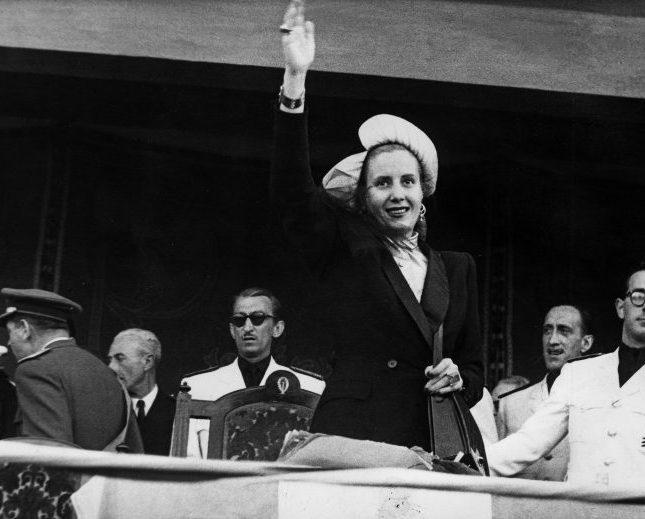 Eva Perón feminista