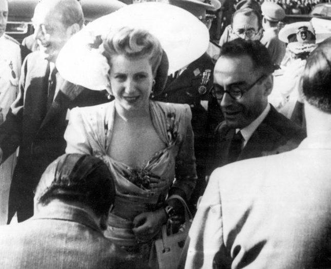Eva Perón feminismo