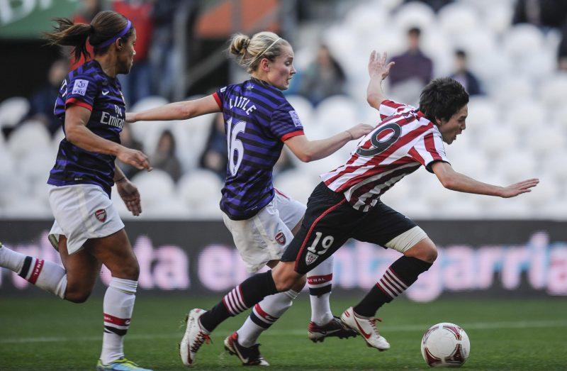 futbolista femenino