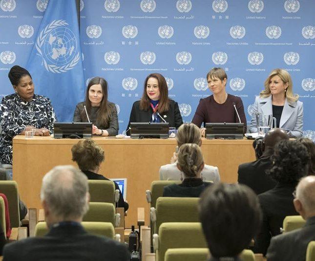 mujeres ONU
