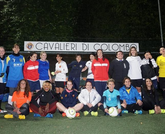 Vaticano fútbol femenino