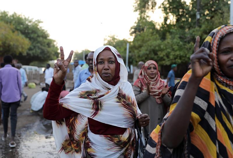 Mujeres Sudan machismo