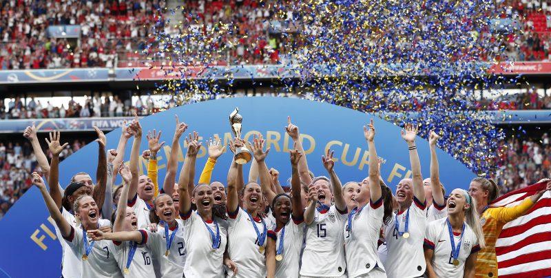 igualdad salarial fútbol femenino