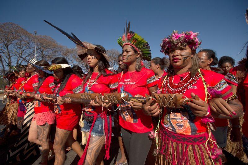 indigenas igualdad género