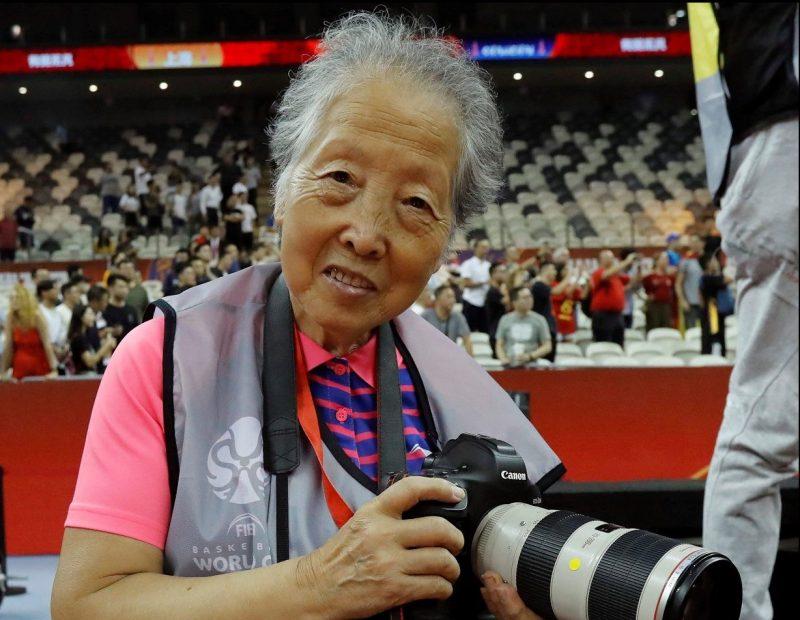 Hong Nanli fotoperiodista