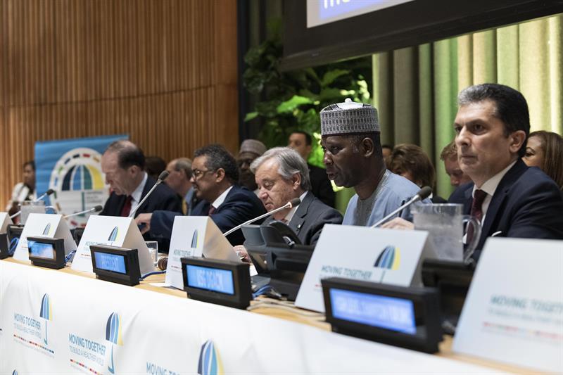 ONU poder mujeres