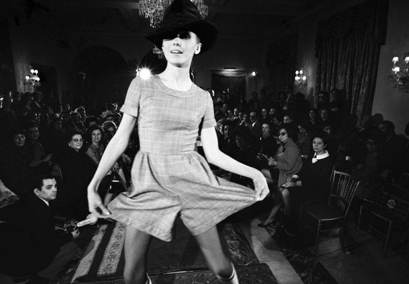 minifalda Mary Quant