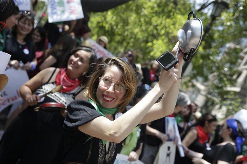 partido feminista Chile