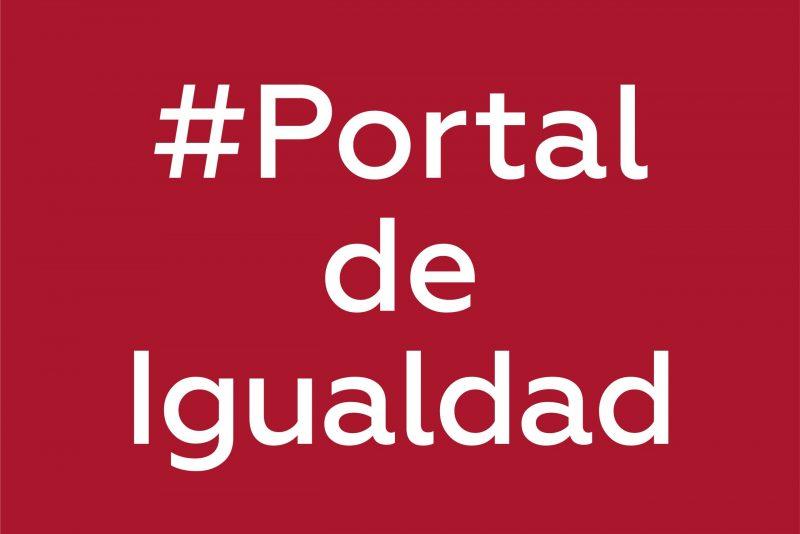 #PortaldeIgualdad