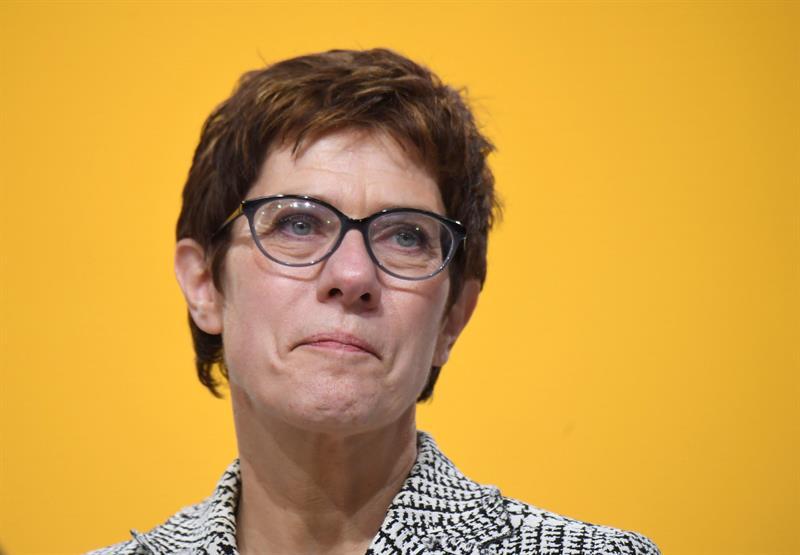 sucesora Merkel