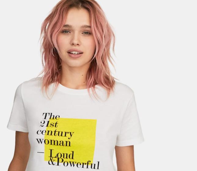 Camisetas feminista machista