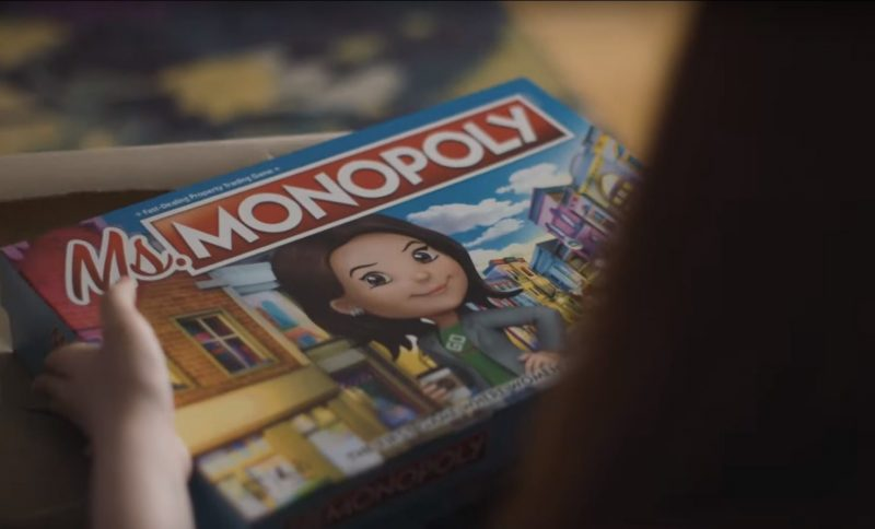 Monopoly mujeres ventaja