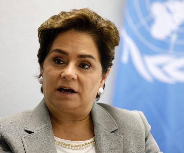 Mujer ONU cambio climático