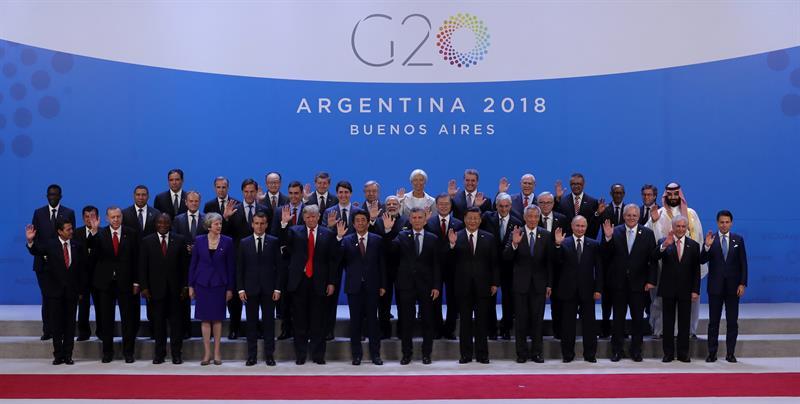 G20 mujeres igualdad