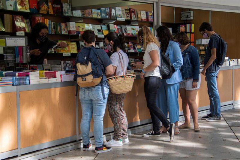 Feria libro feminismo
