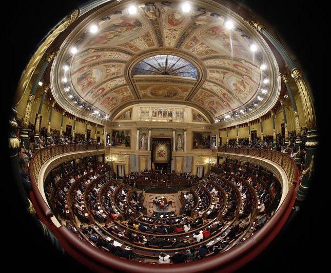 Congreso diputadas mujeres