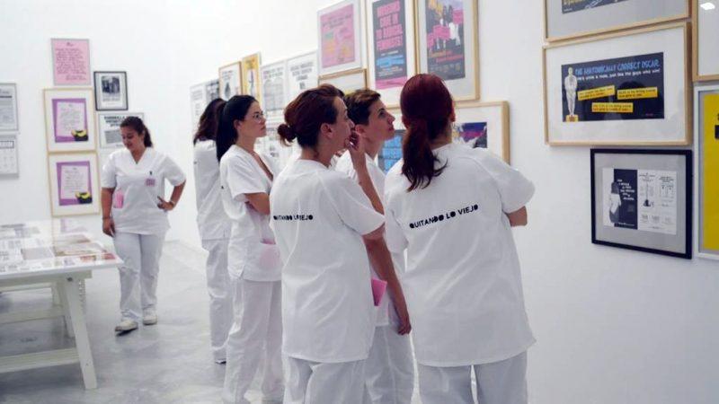 Mujeres arte