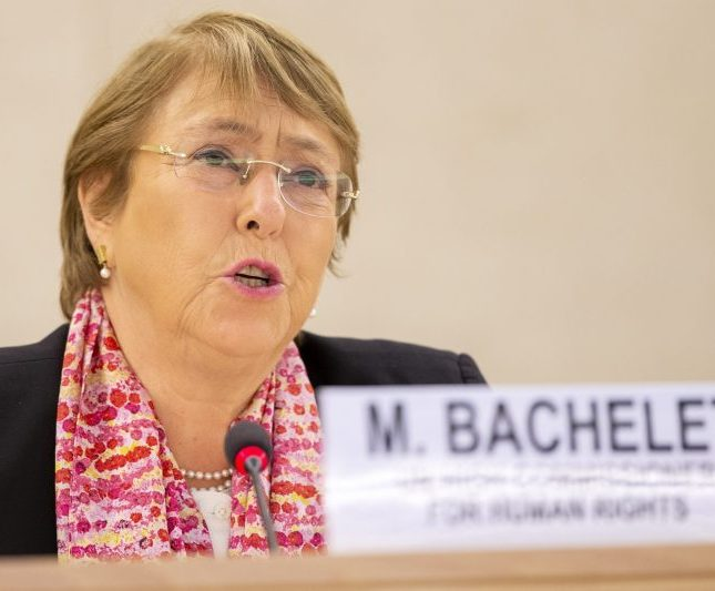 Bachelet líderes Latinoamérica