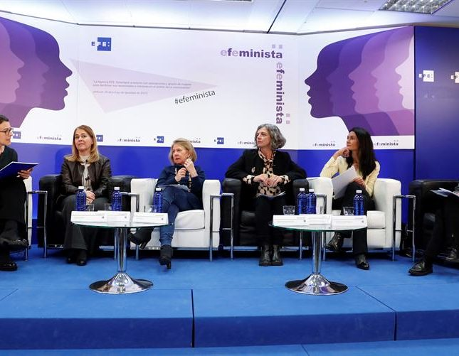 Panel Foro Efeminista