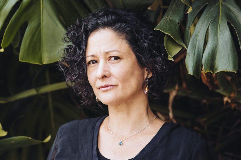 Pilar Quintana maternidad