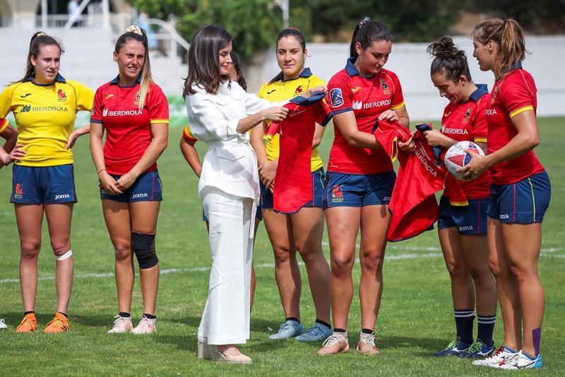 Rugby 7 deporte femenino