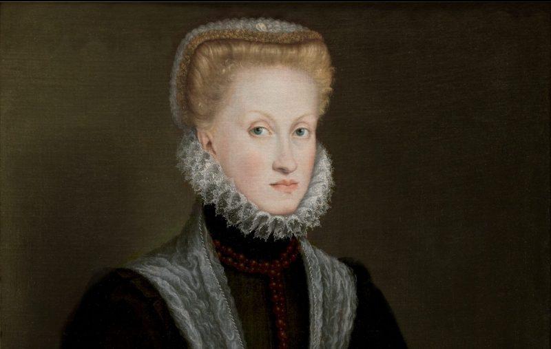 reina Ana de Austria