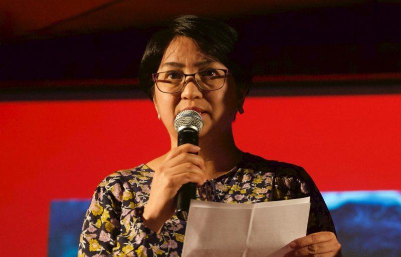 Rosa Isela Pérez periodista feminicidios