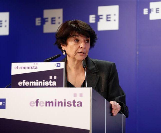 Soledad Murillo efeminista