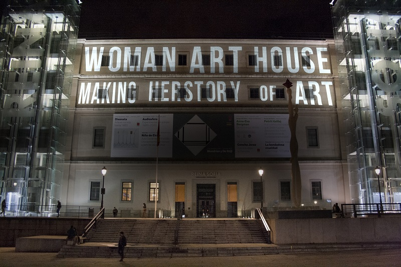Bienal de Mujeres en las Artes Visuales
