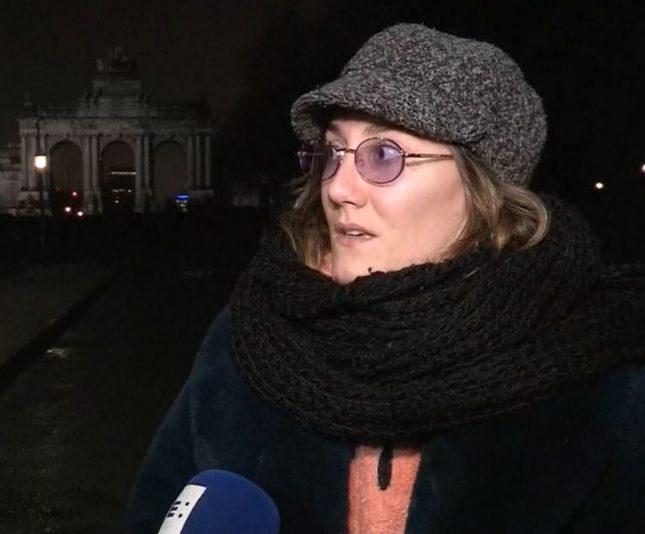 mujeres Bruselas