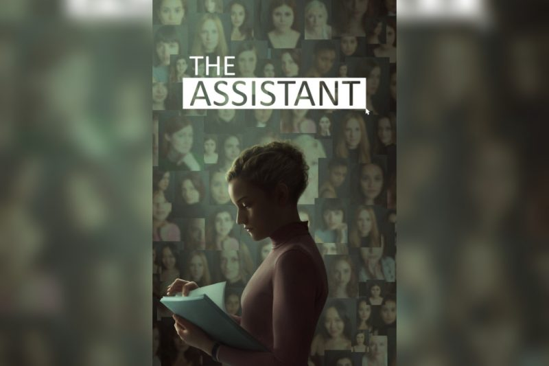 """""""The Assistant"""" pelicula"""