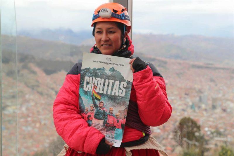 cholitas indigenas bolivianas