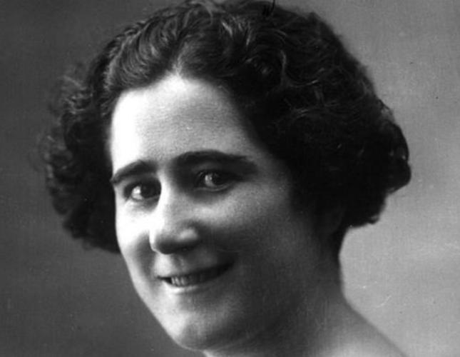 Clara Campoamor voto
