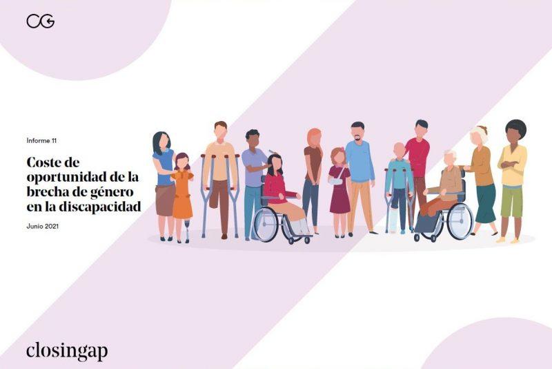 mujeres discapacidad closing gap