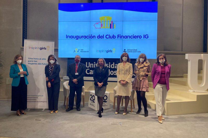 club finanzas niñas