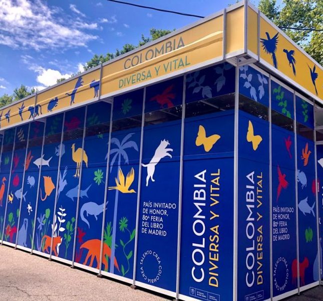 Colombia Feria Madrid