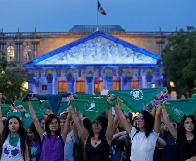 Corte aborto México