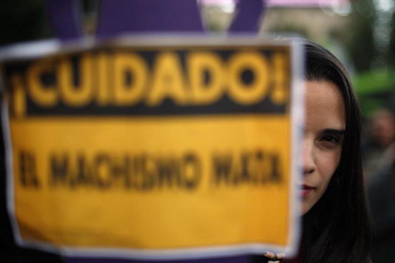 mujeres desaparecidas Perú