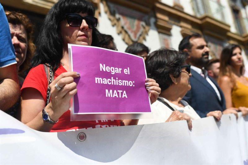 denuncias violencia machista bajan España