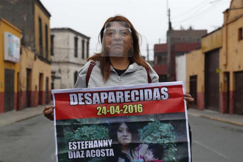 desapariciones mujeres Perú