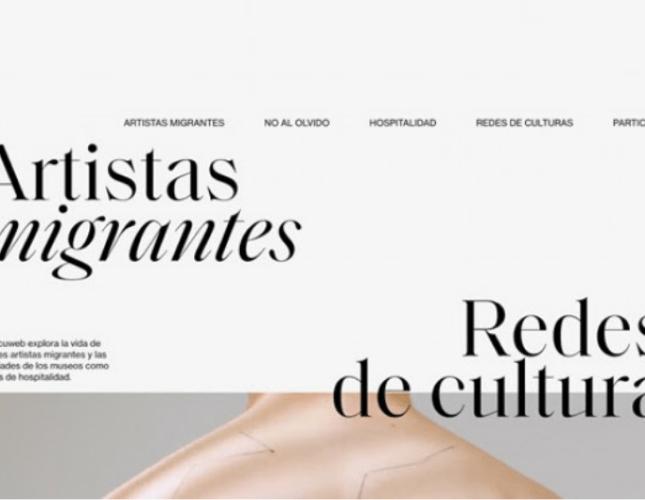 """""""Artistas migrantes"""""""