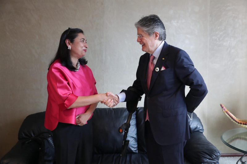 Ecuador onu erradicar femicidios