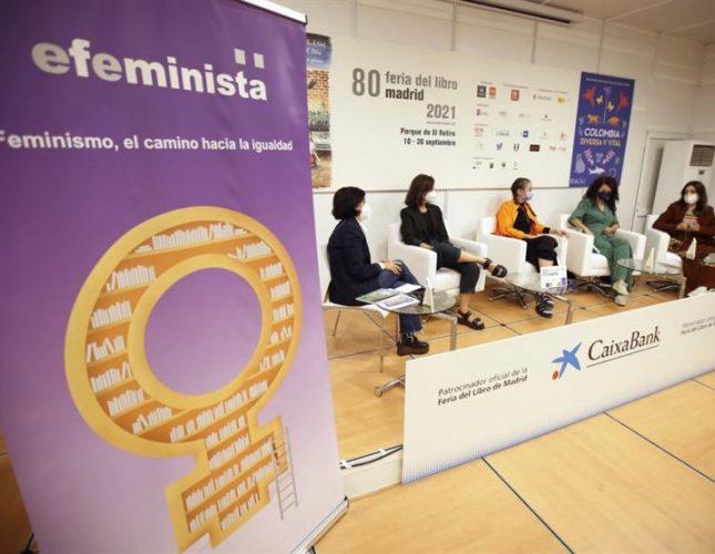 Efeminista Feria Libro